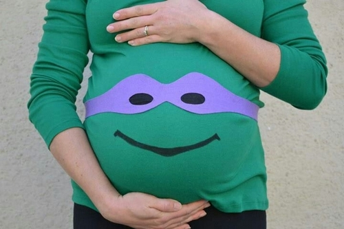 15 idées de déguisements/costumes pour femmes enceintes