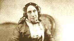 Marceline Desbordes-Valmore (1786-1859).