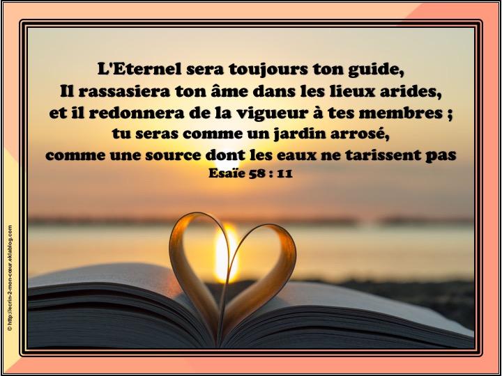 Ronde Versets du coeur 271