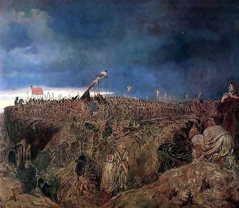Ilya Repin /1/ un russe peu connu...