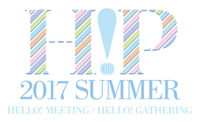 Hello! Project 2017 SUMMER ~HELLO! MEETING~