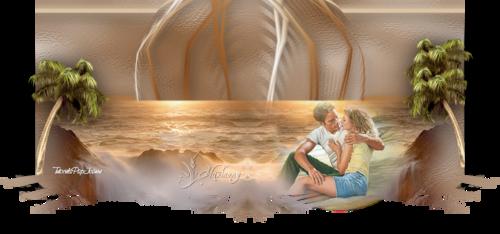 Top Love on the Beach