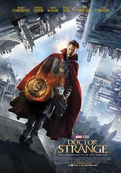 Doctor Strange - Scott Derrickson