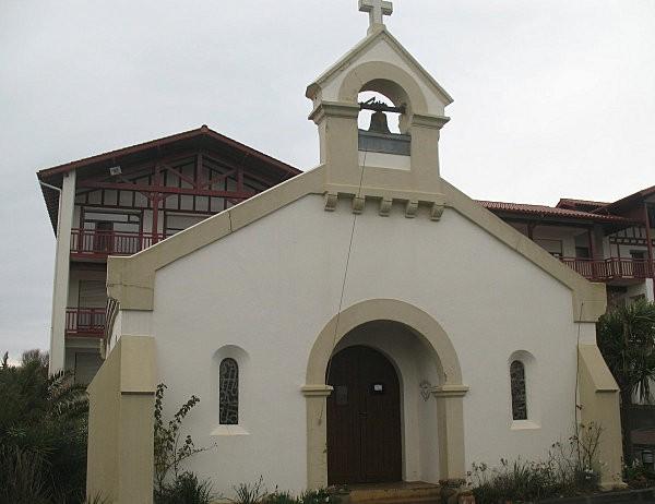 bidart chapelle des embruns