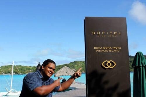 Sofitel Bora Bora Private Island