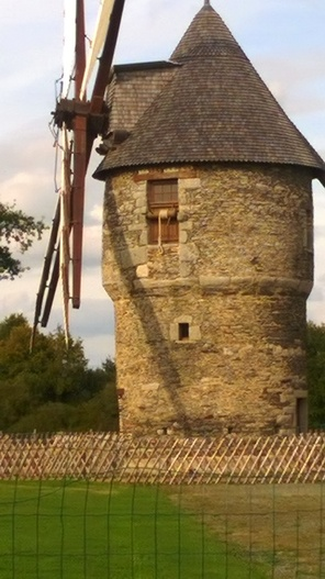 Noyal le moulin