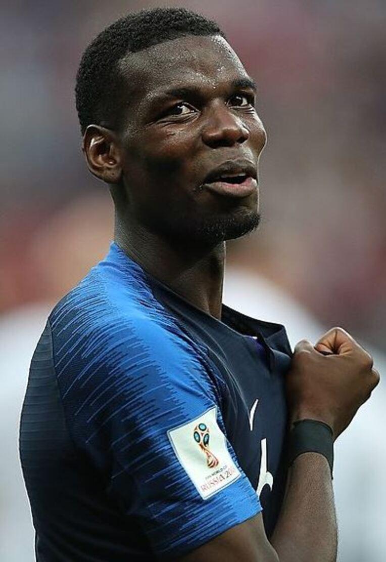 Mercato : Manchester United ne prévoit pas de départ pour Pogba