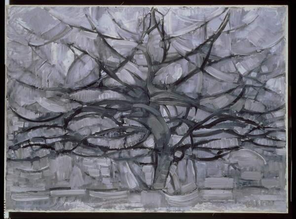 Mardi - Le gris dans l'art