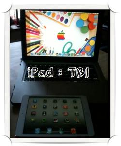 Comment se servir de son iPad comme TBI