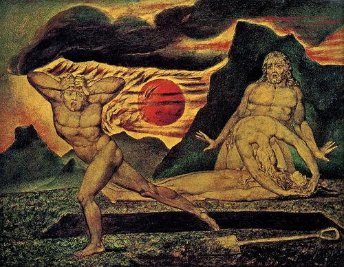 Beltrame, Abel sacrificiel