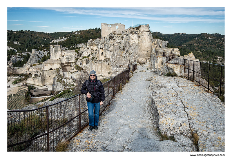 Les Baux de Provence, plus beau village de France