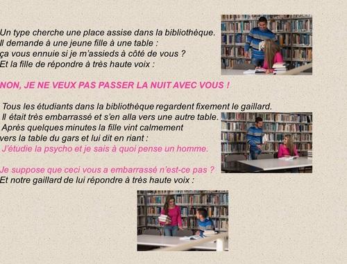 « Harcellement Sexuel à la bibliothèque !hu.ppsx »