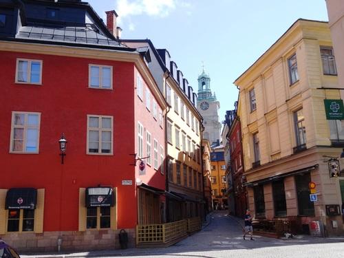La cathédrale de Stockholm en Suède (photos)