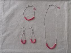 Série perles de  verre