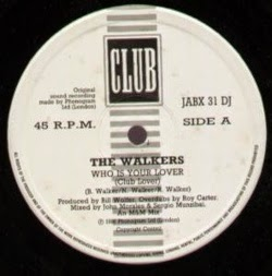 The Walkers - Who Is Your Lover