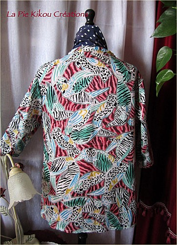 Tunique motifs