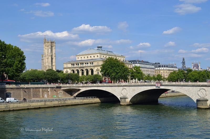 L'île de la Cité : Pont au Change