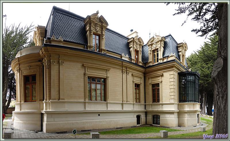 Petit aperçu architectural de Punta Arenas - Patagonie - Chili
