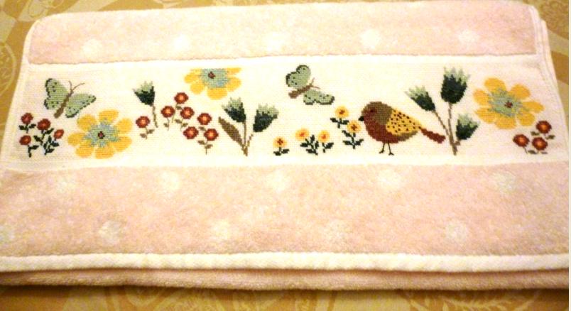 Annick serviettes de toilette et d'invité