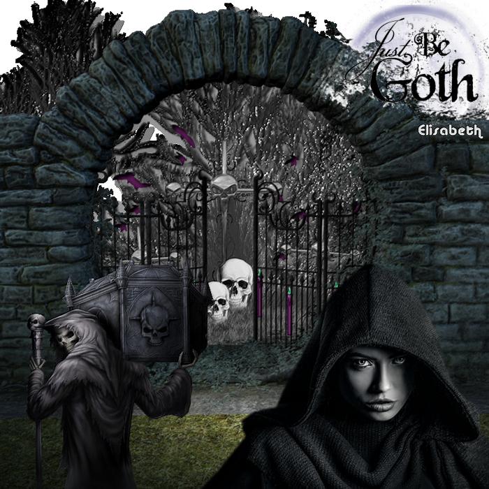 Mon défi gothic n° 2 du 04092018