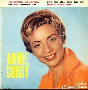 Annie Cordy, 1959