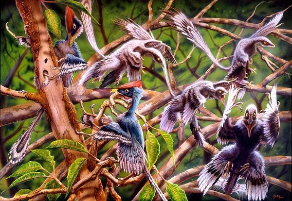 préhistoriques créatures-animaux-17