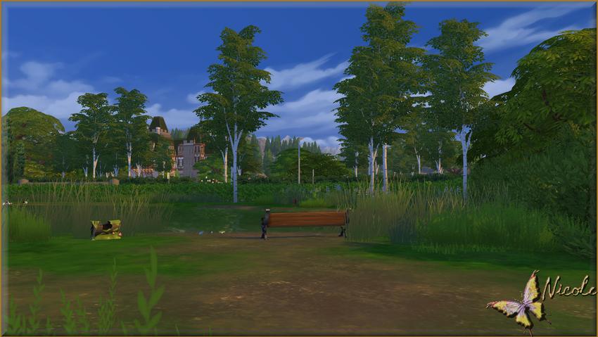 Balade Sims4