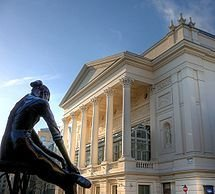 215px-Royal Opera House and ballerina