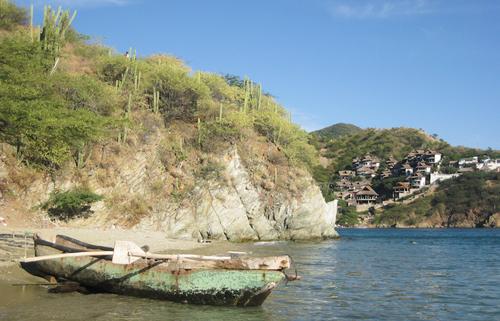 Caraïbe: Taganga et ses playas
