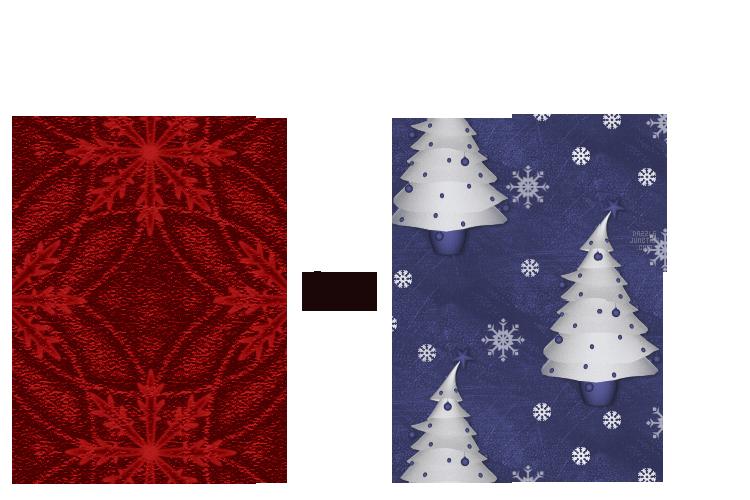 Cadres de Noel