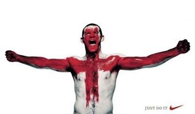 affiche Nike Wayne Rooney