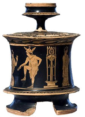 Pyxide d'Hermès