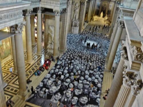 JR Panthéon 10999