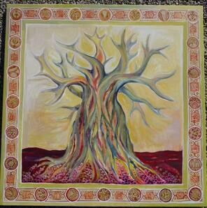 Suite à la série des arbres