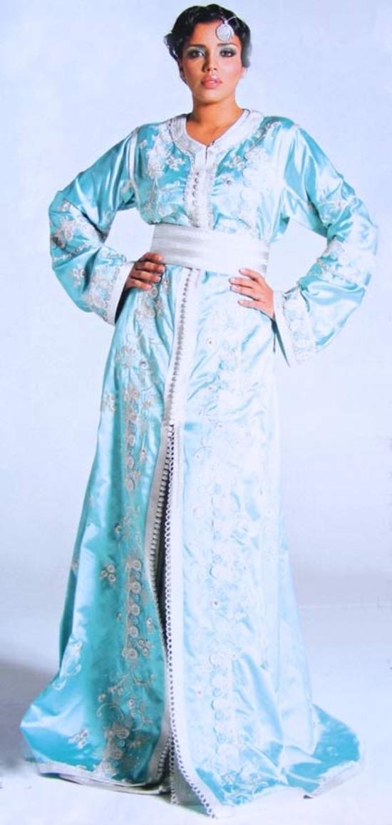 Takchita turquoise S552