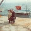 avec ma fille karine 77 ou 78