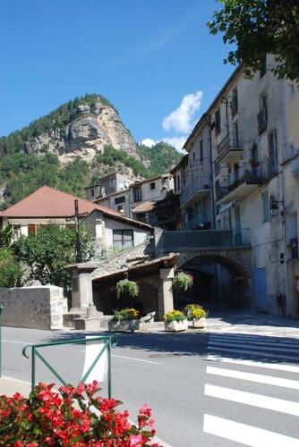 Petite rue d' Annot