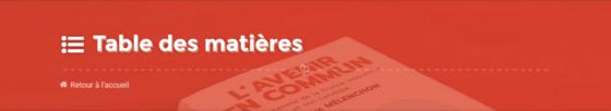 """Le programme """"L'avenir en commun"""" en ligne"""