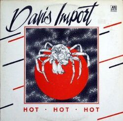 Davis Import - Hot Hot Hot - Complete EP