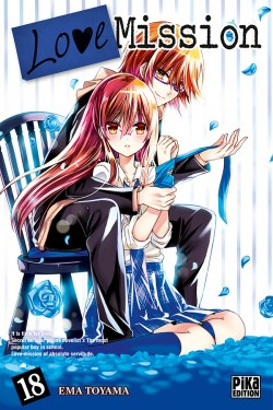 Couverture de Love Mission, Tome 18
