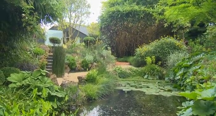Jardin Jardinier : Jardin, Intérieur à ciel ouvert
