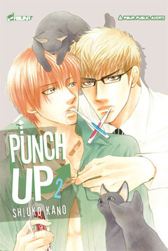 Retour surprise de Punch Up en librairie !