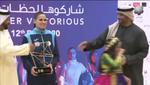 Bensalem Zohra deux fois récompensée