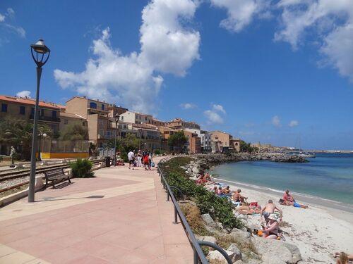 L'île Rousse et le parc de Saleccia