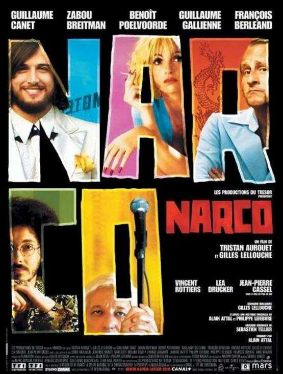 NARCO BOX OFFICE FRANCE 2004