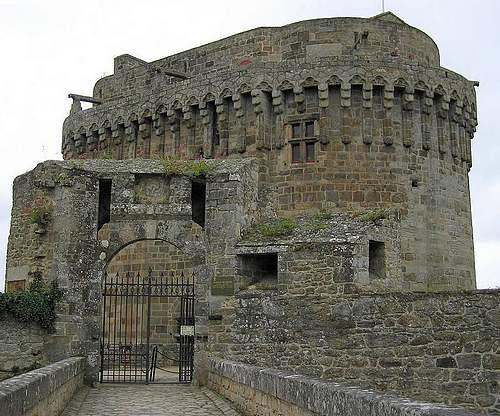 La cité médiévale de Dinan