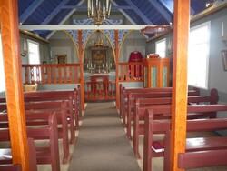 Les églises du sud de S à Þ