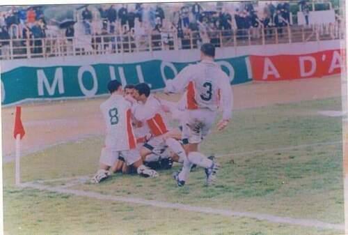 Coupe d'Algérie 1/32ème de finale MCA-US Chaouia 2-1