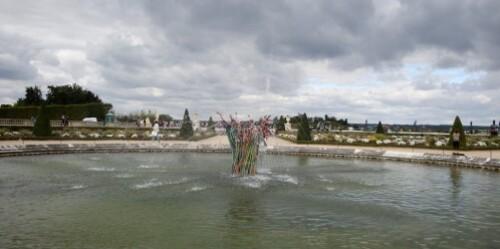 VERSAILLES fontaine Lavier 8431