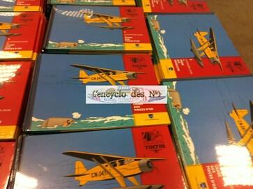 N° 1 Avions Tintin - Lancement 2014